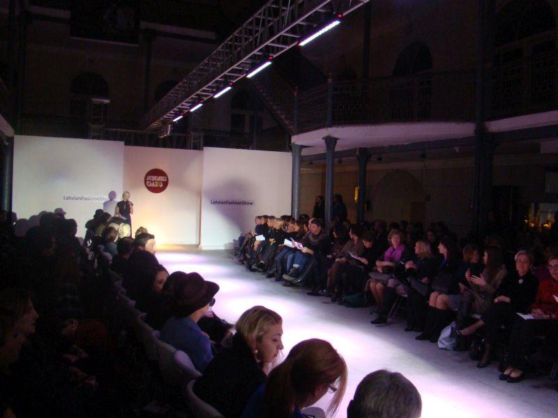Latvian Fashion Show