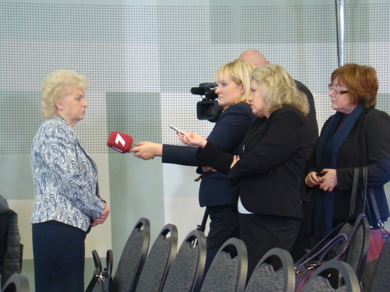 Latvian Television Station (LTV7) at Tbilisi