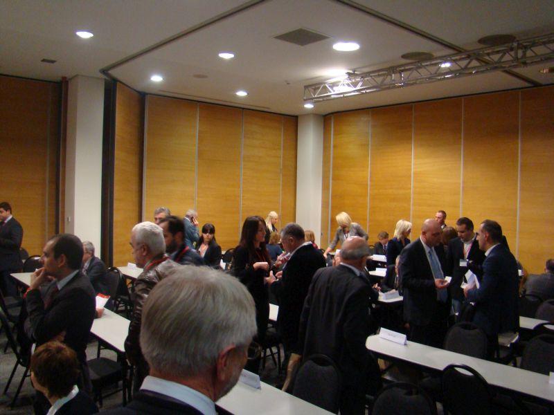 Bilateral meetings with entrepreneurs