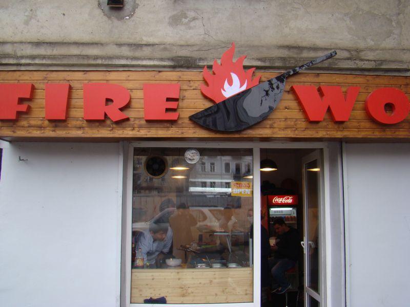 Fire Wok Tbilisi