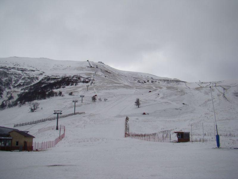 Ski run at Bakuriani