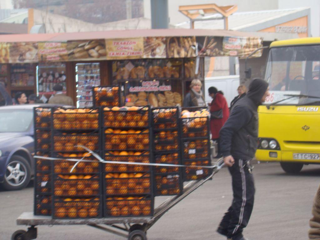Tbilisi Dezerter Bazaar