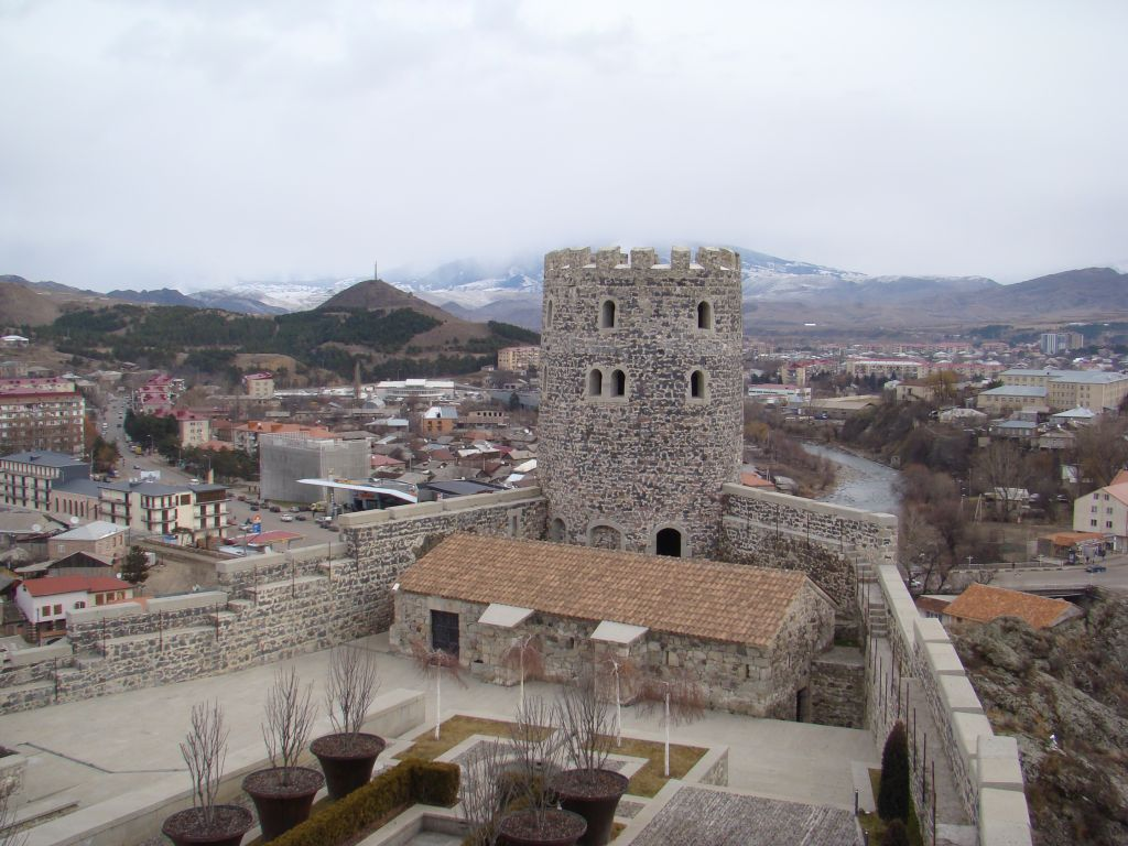 Rabati fortress towers