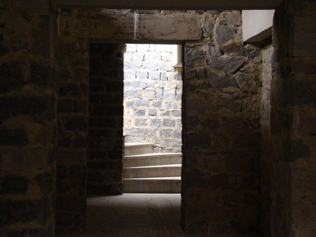 Aisles at Rabati Fortress