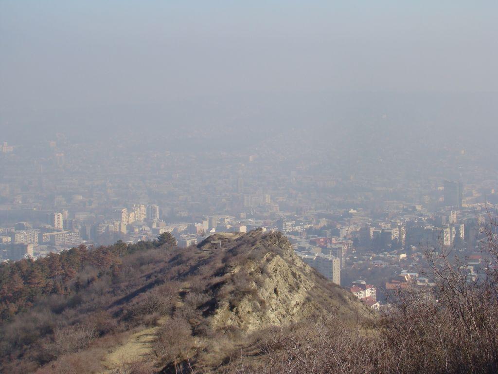 Tbilisi rocks