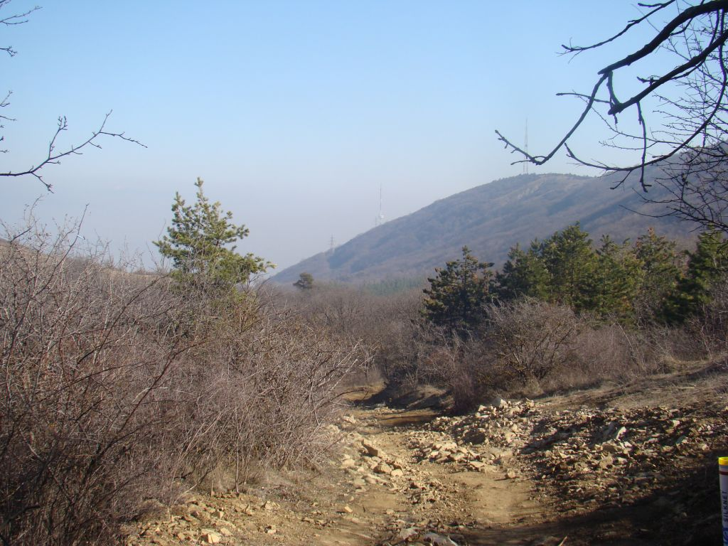 Tbilisi hiking trail