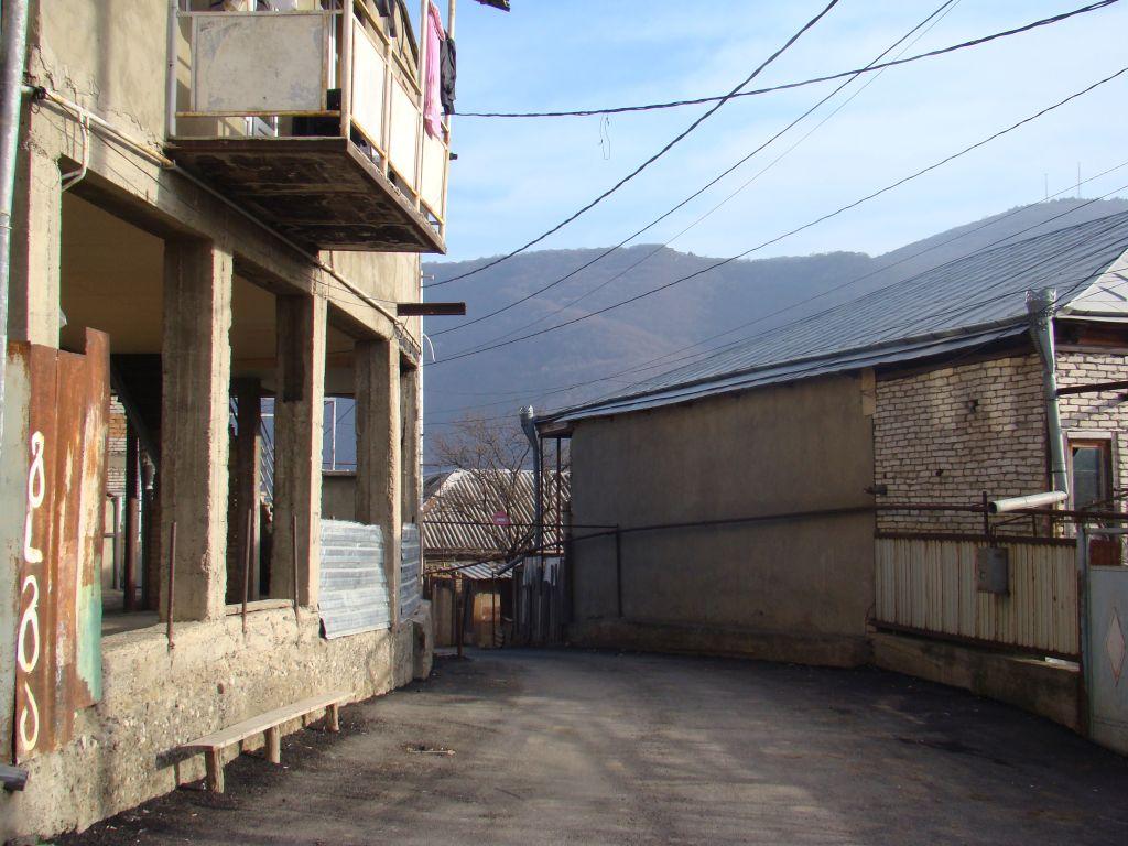 Street in Tskneti
