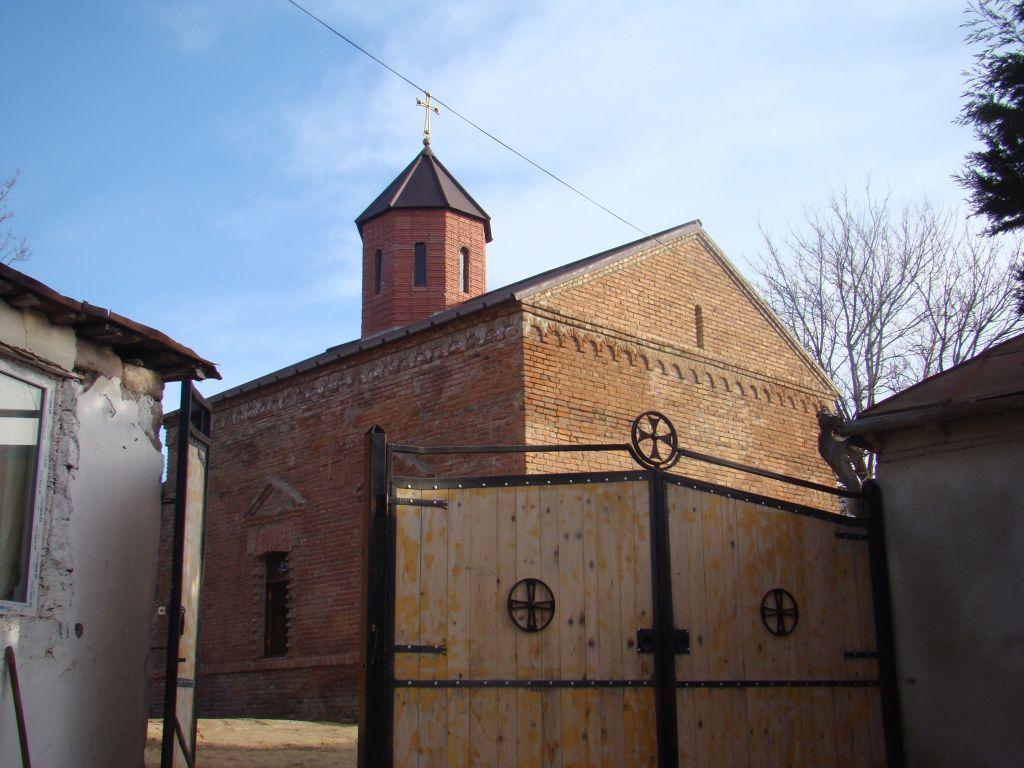 Saint George Church in Tskneti