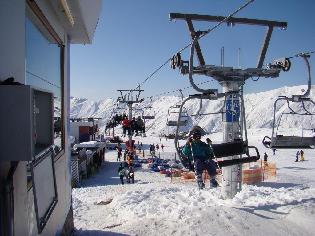 Gudauri Ski lifts