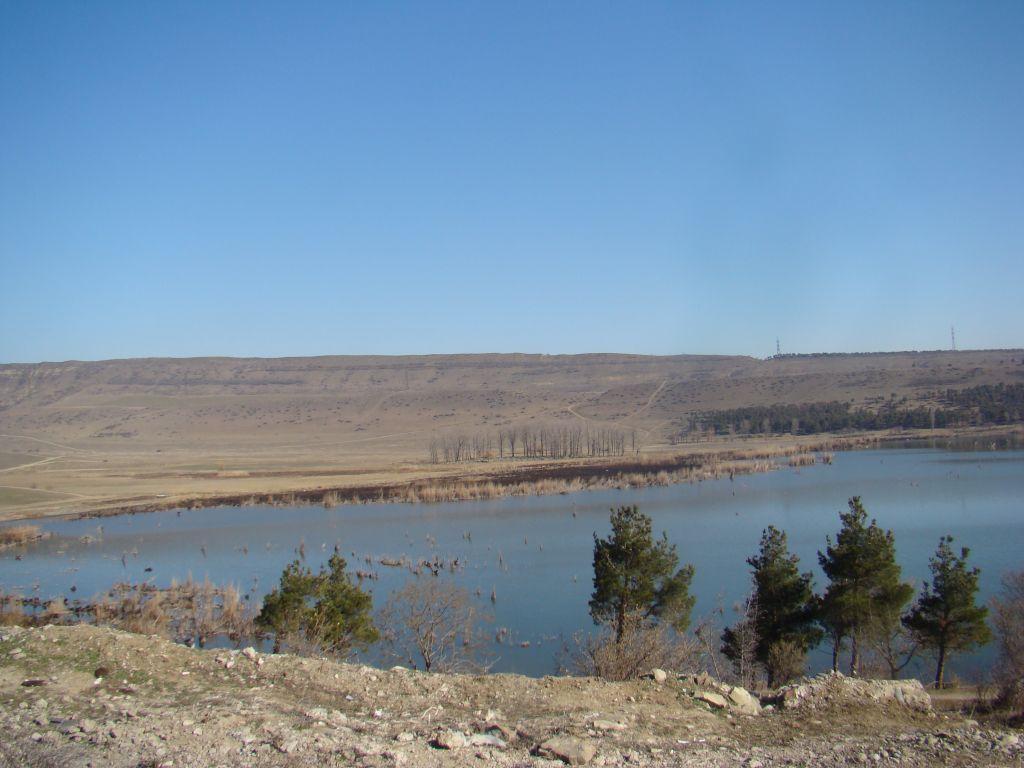 View to Lisi Lake