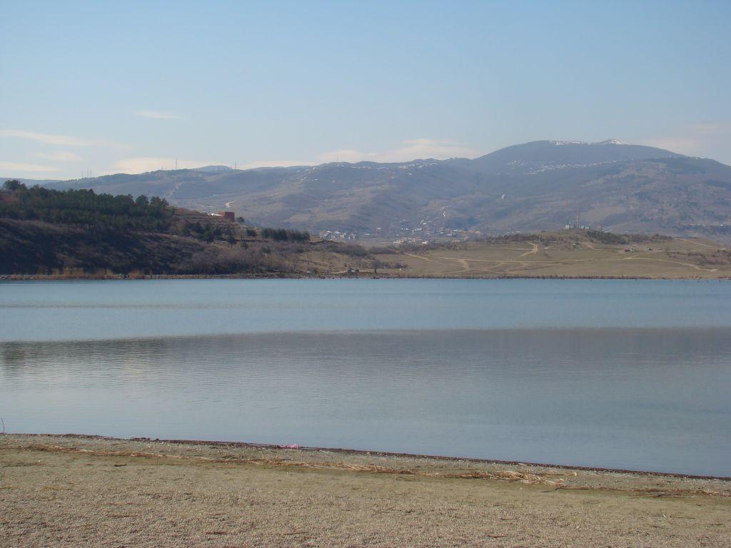 Lisi lake in Tbilisi