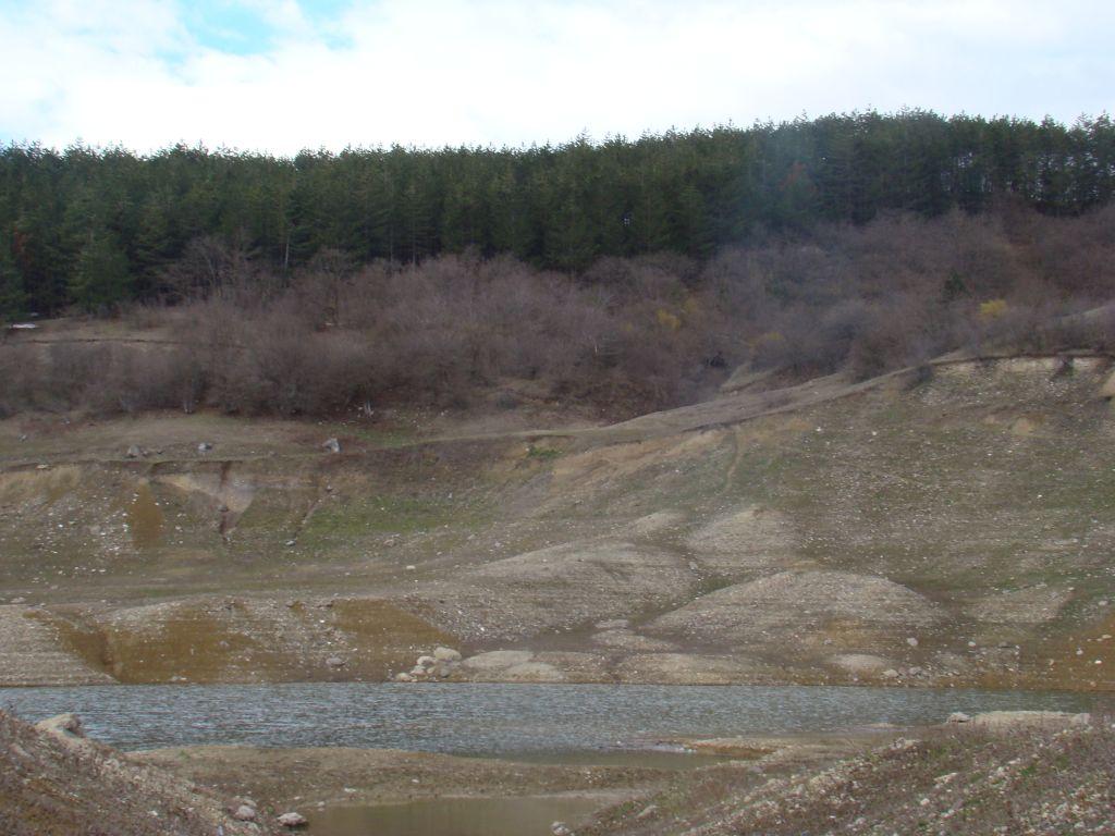 Down at the Algeti Reservoir