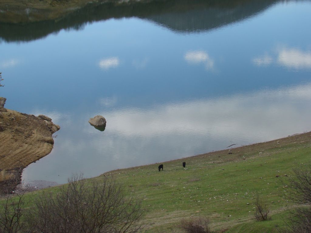 Algeti reservoir