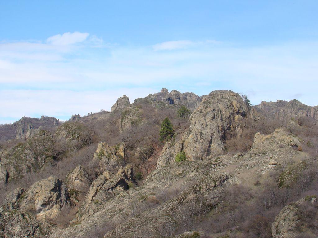 Birtvisi Canyon