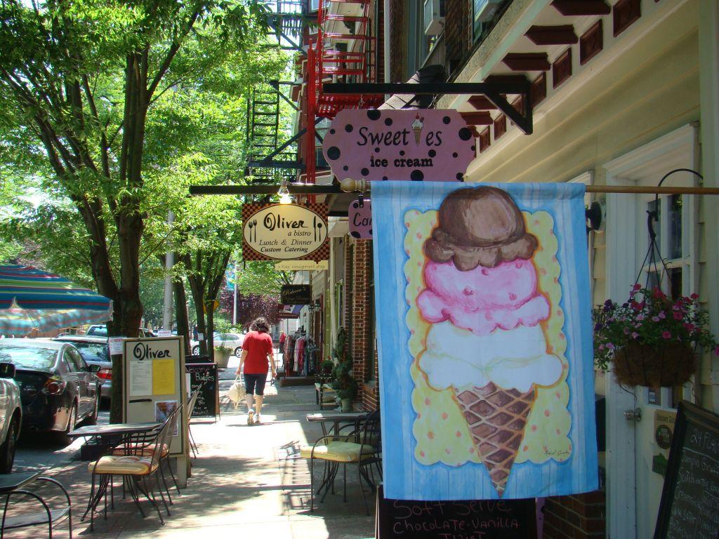 Street in Bordentown