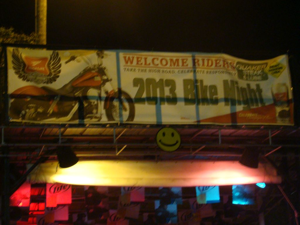 Bike Night 2013