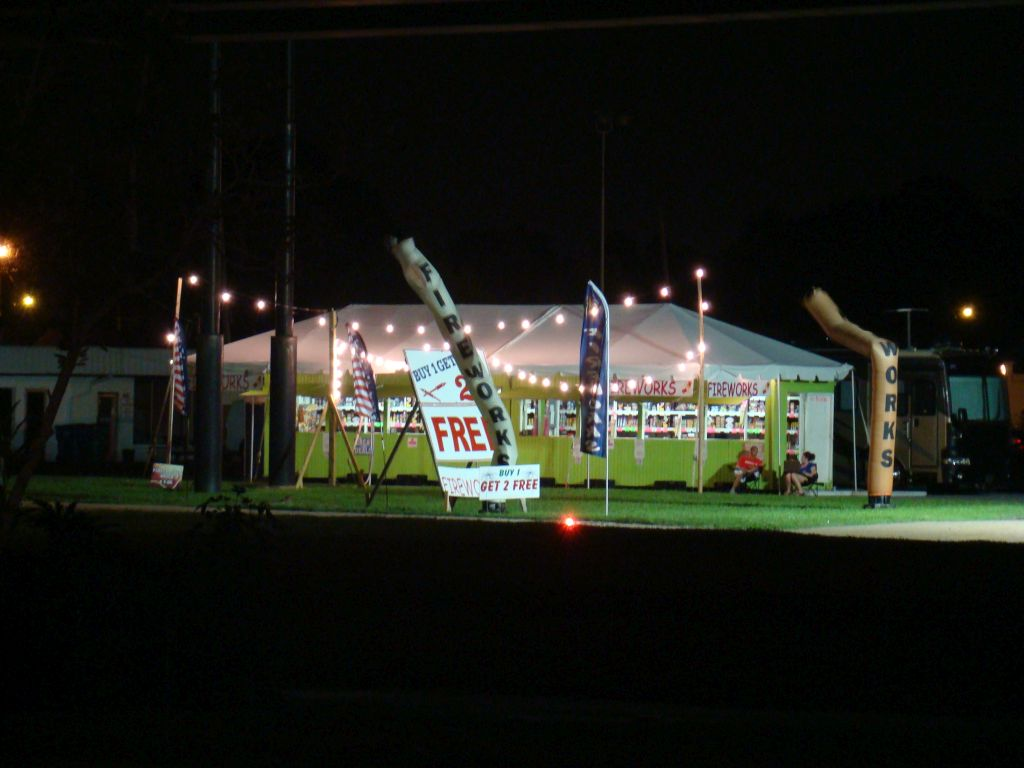 Gretna Fireworks Store