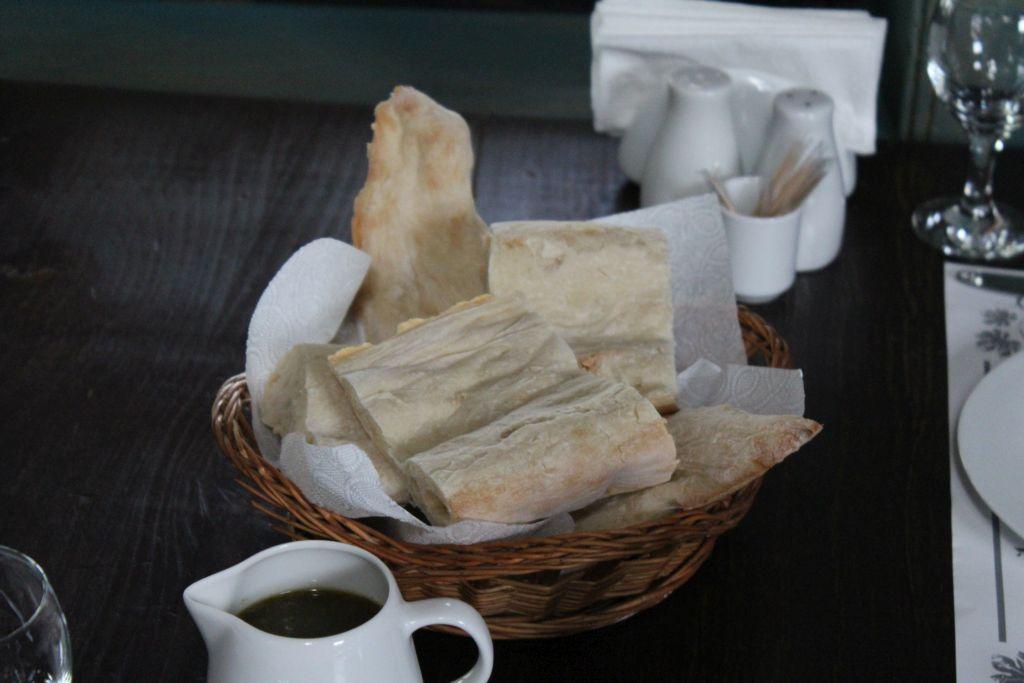 Puri - a typical Georgian bread