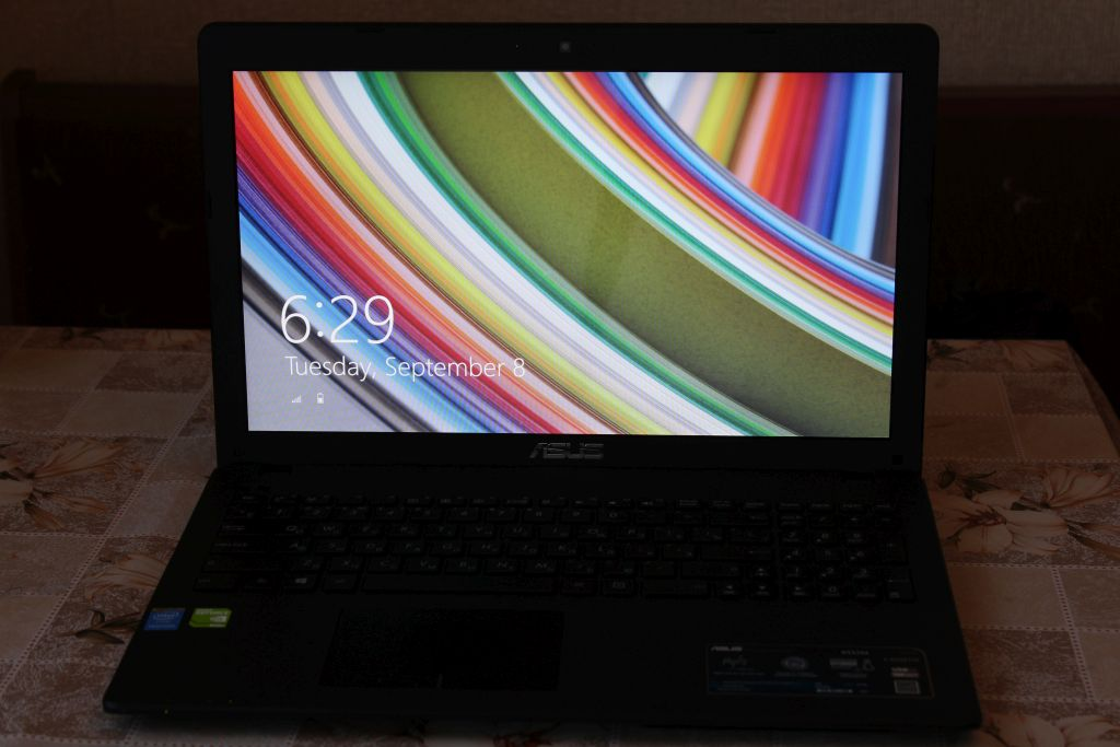 Asus X552M laptop