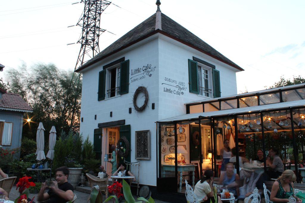 Little Cafe at Gardenia Shevernadze