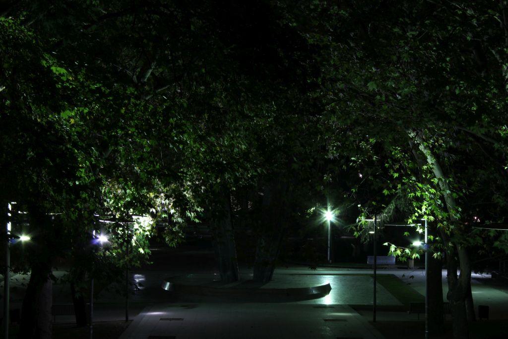 Deda Ena park in Tbilisi