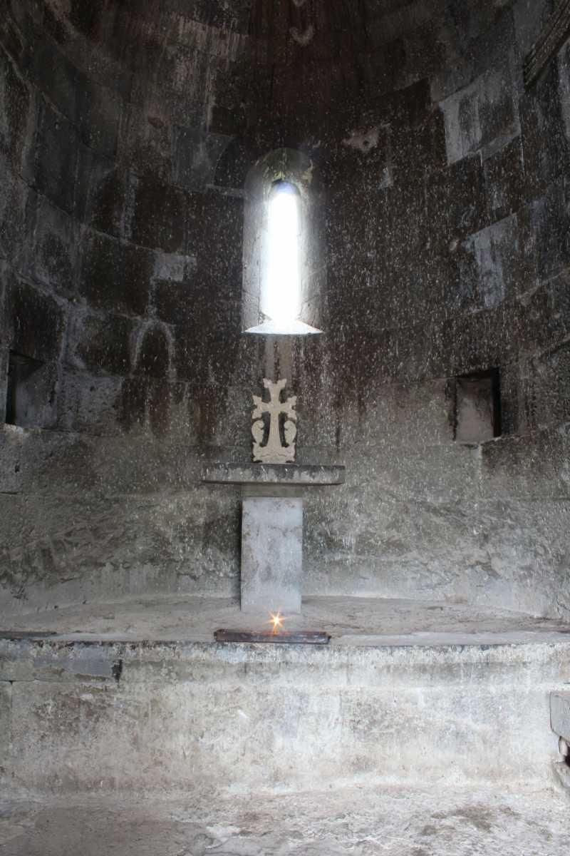 Chapel inside Haghpat monastery
