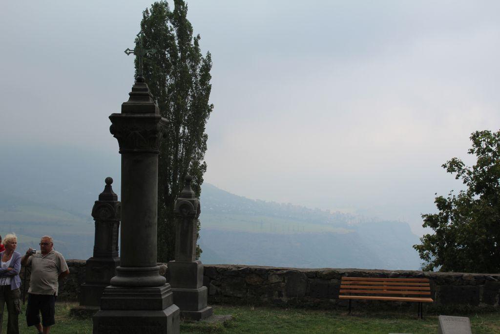 Khachkars (cross-stones)