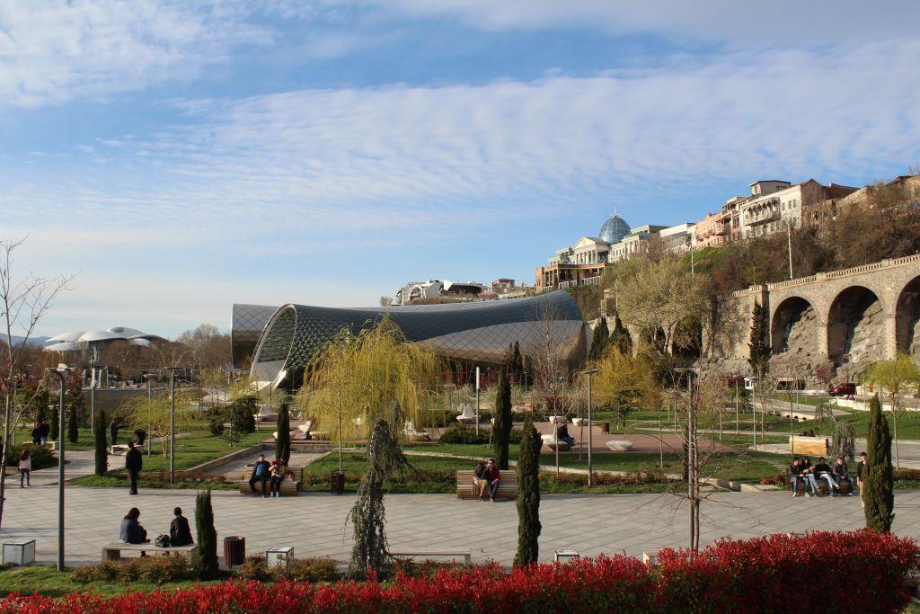 Tbilisi Philharmonic building