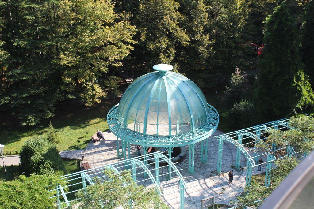 Borjomi Spring water Dome house