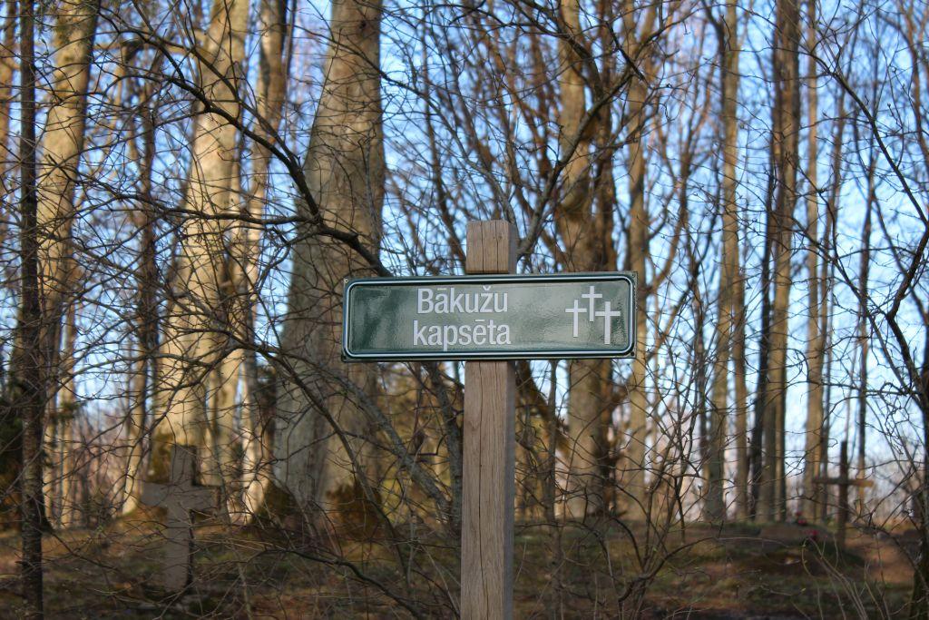 Bakuzi cemetery