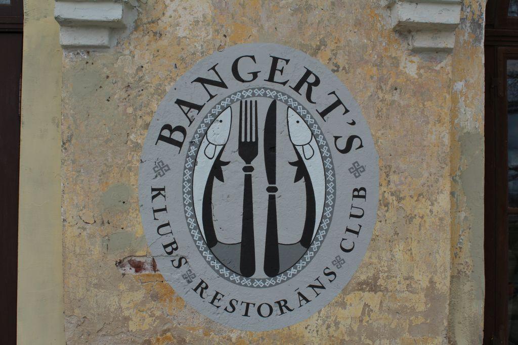 Bangert's Restaurant club