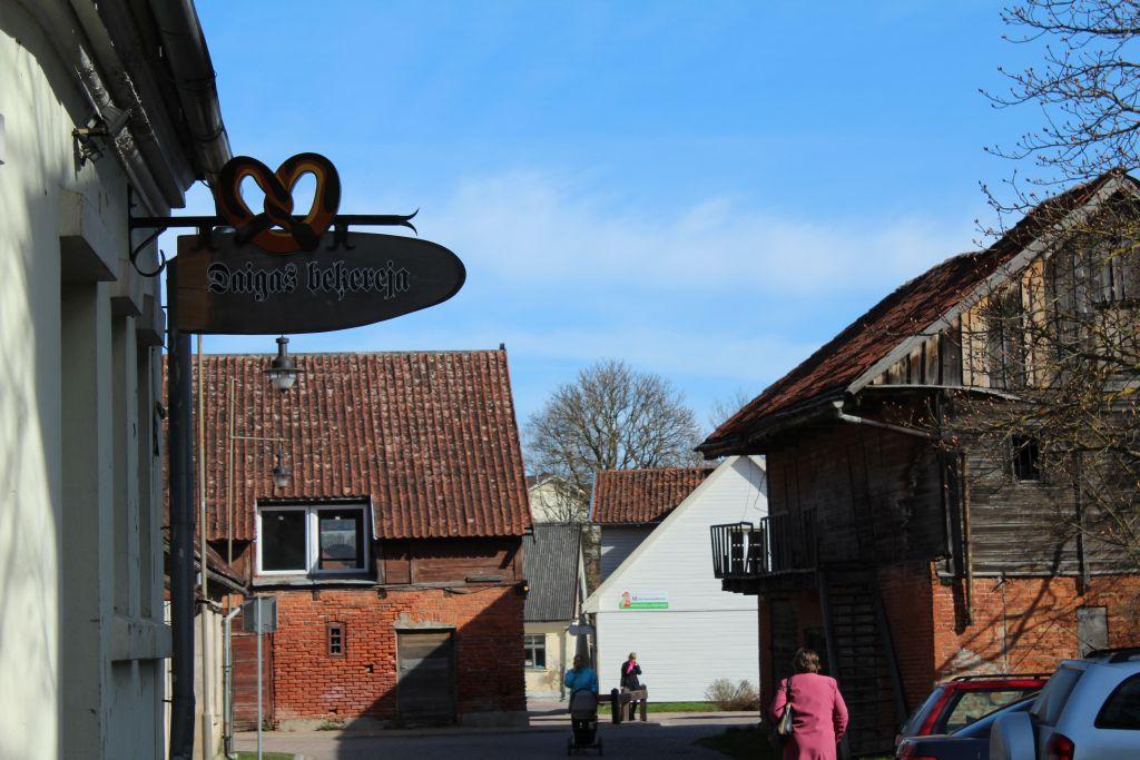 Daigas Bakery in Kuldīga