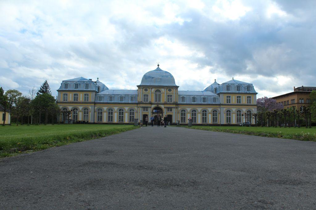 Poppelsdorf Palace in Germany