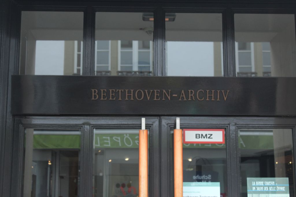Beethoven's archive