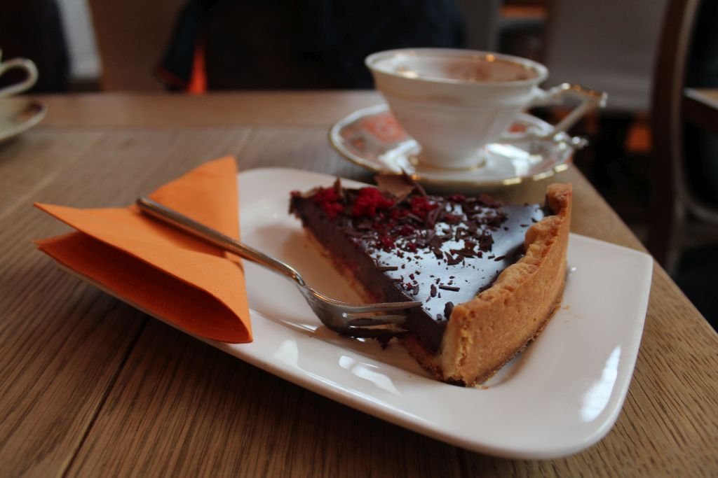 Real and delicious German sweets at First Flush Tea ro