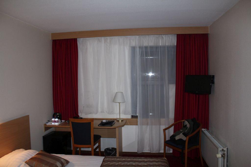 Room at Hotel Bastion Neuss