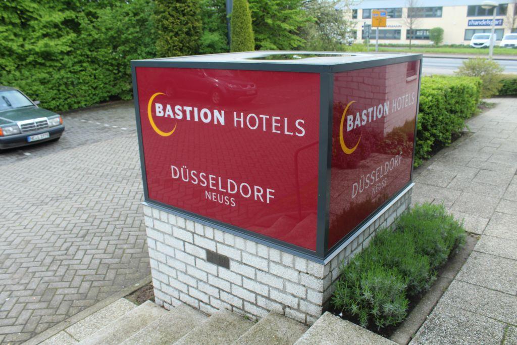 Bastion hotels Düsseldorf Neuss