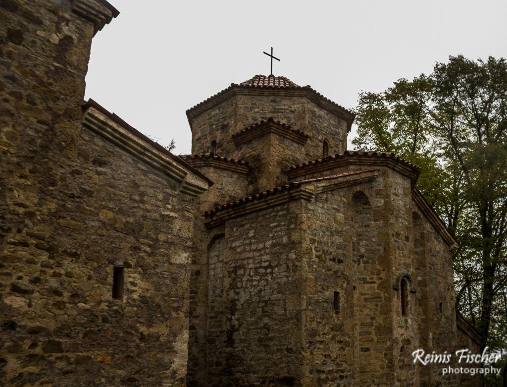 Dzveli Shuamta monastery complex