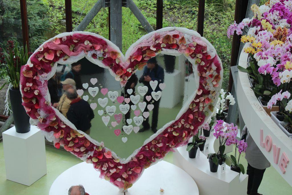 Heart at Love room