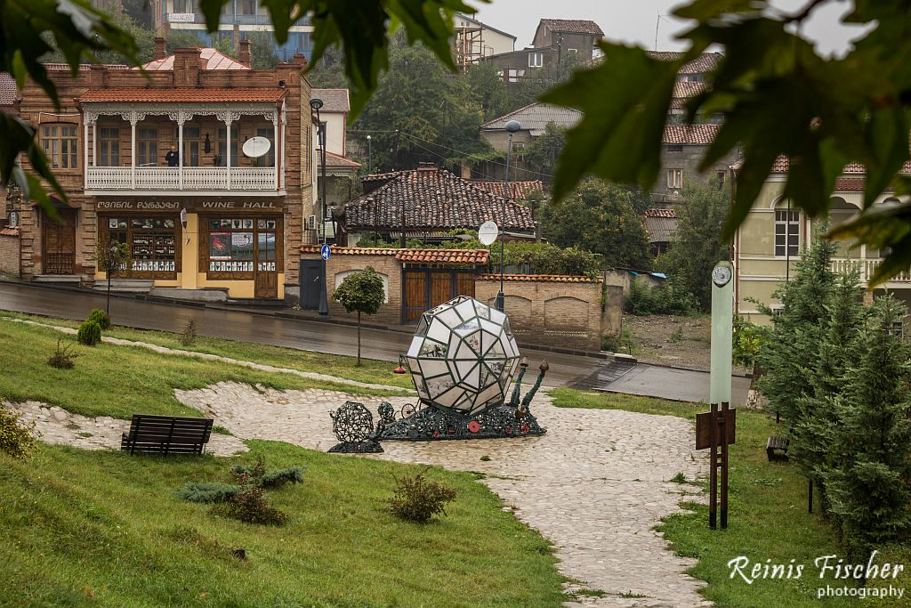 Lovely city of Telavi