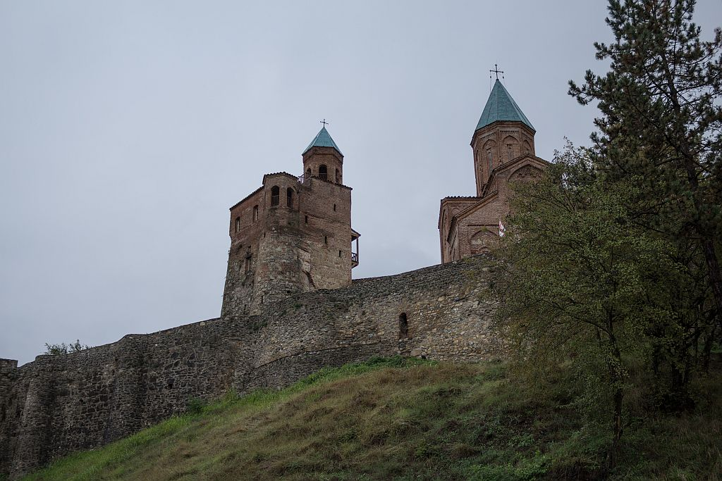 Gremi monastery complex