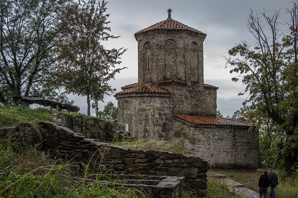 Nekresi monastery complex in Georgia