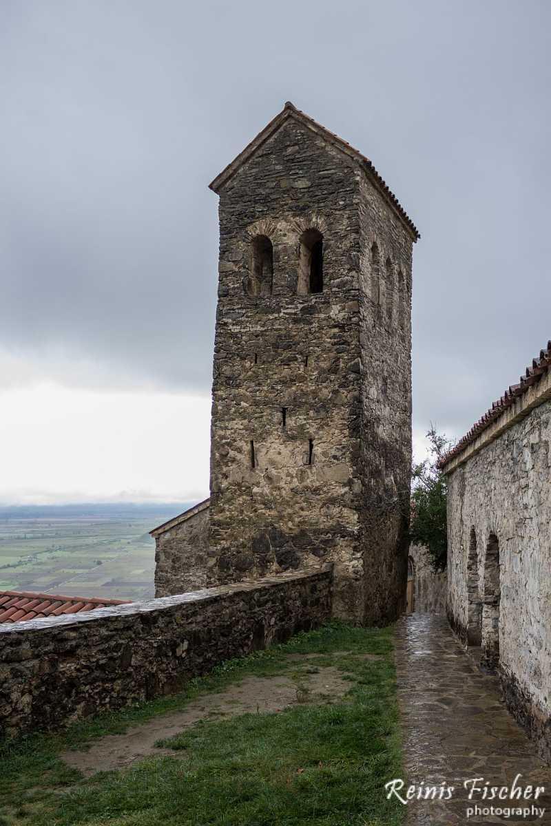 Tower at Nekresi monastery complex