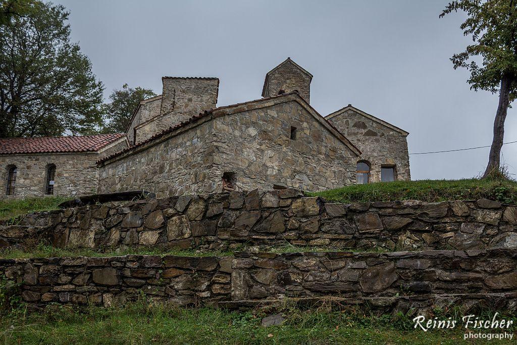 Nekresi monastery complex in Republic of Georgia