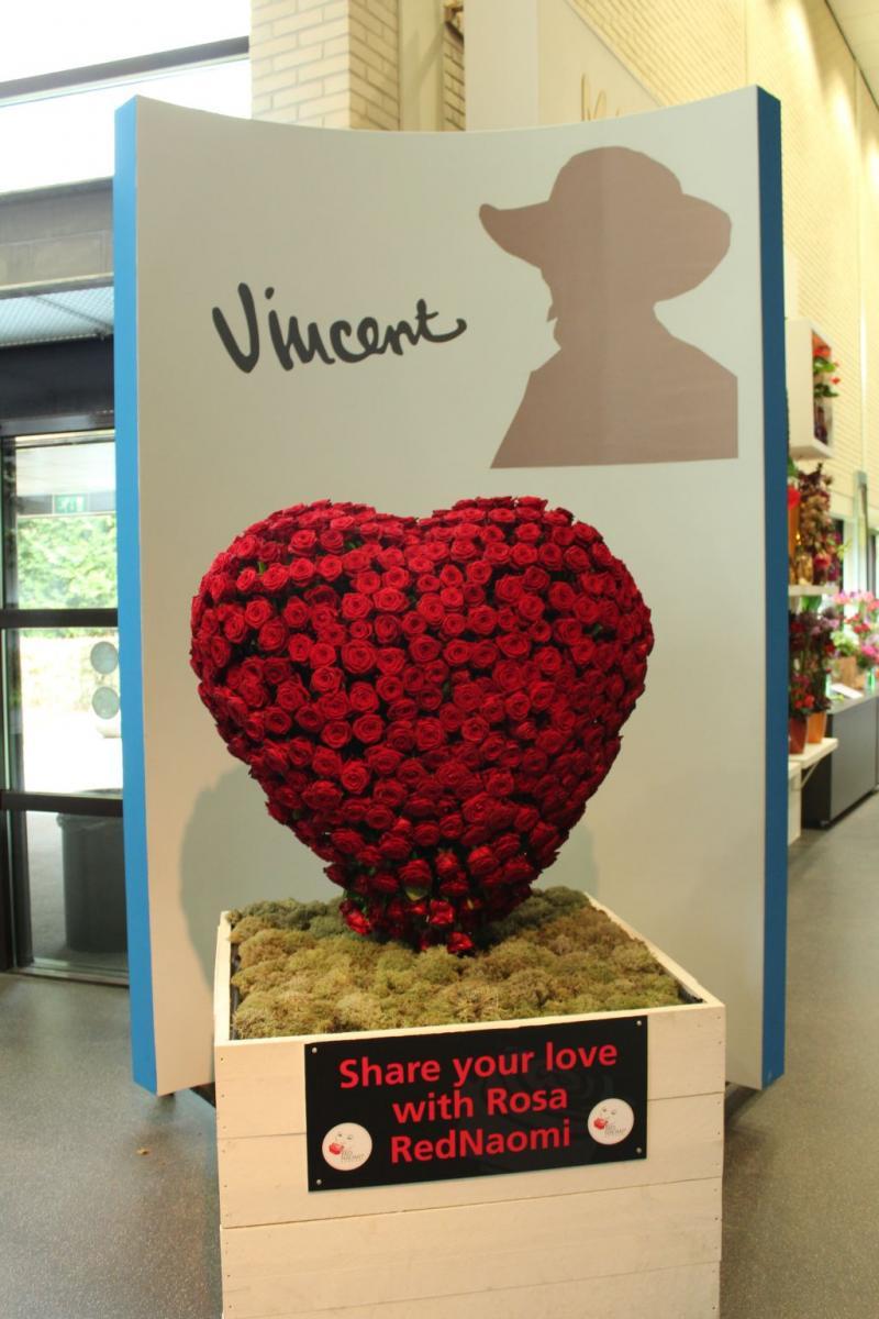 Vincent's Van Gogh room