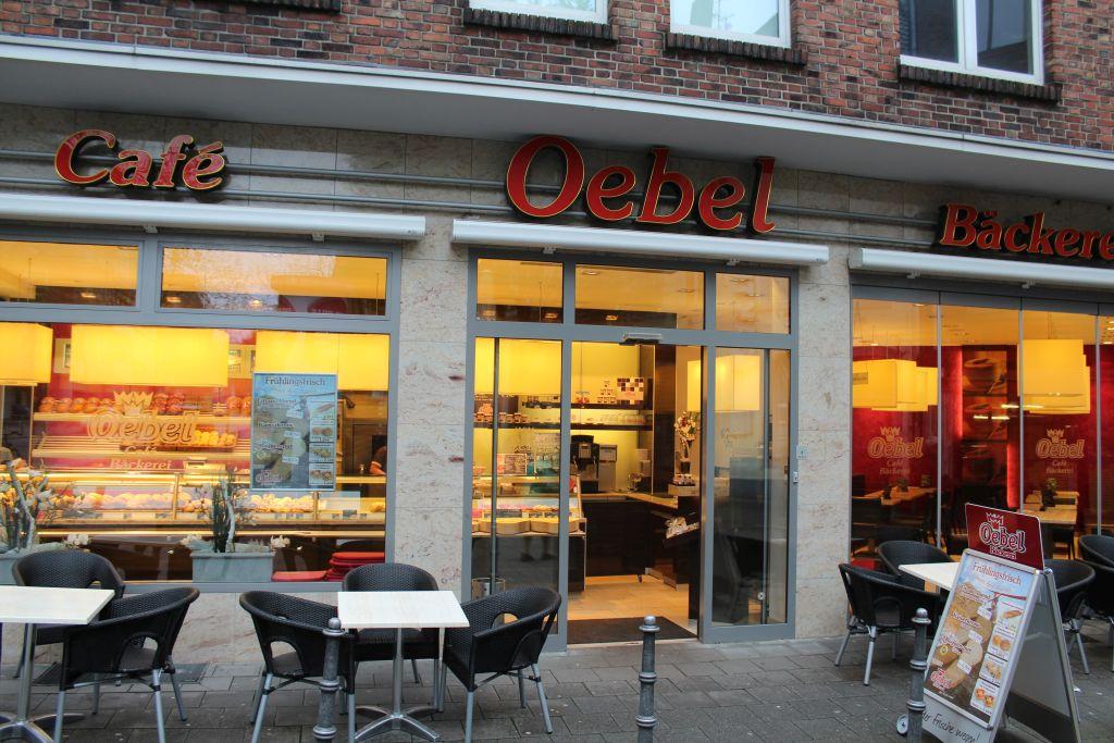 Cafe Oebel Backerei