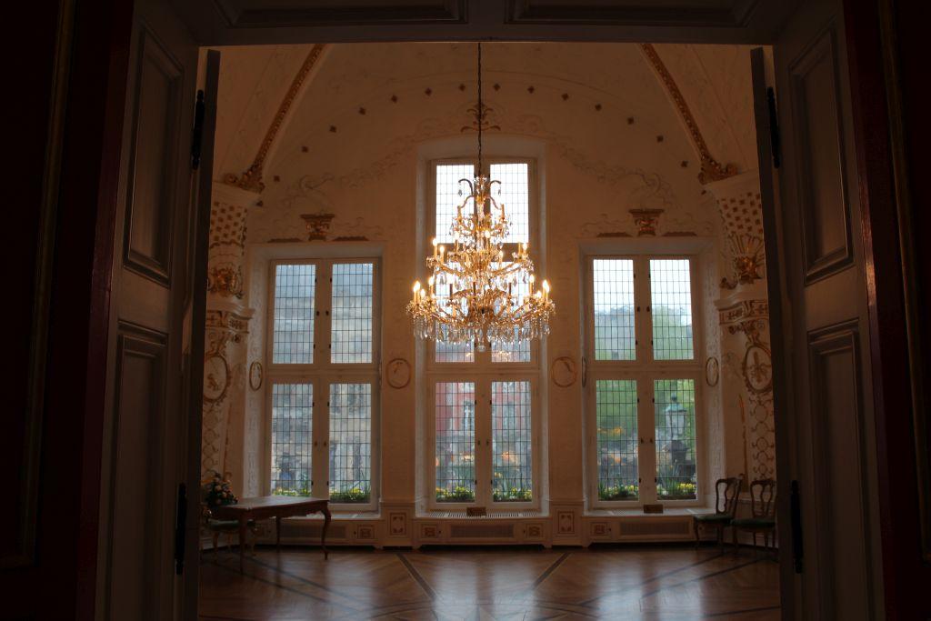 Inside Aachen Town Hall