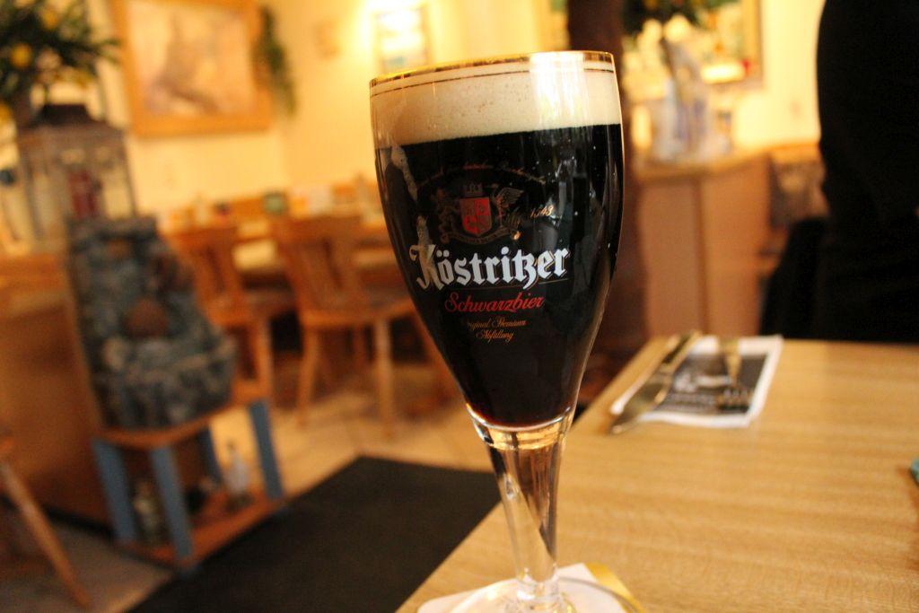 German Black Beer