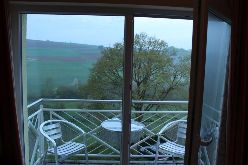 Balcony at  Zur Morschbach