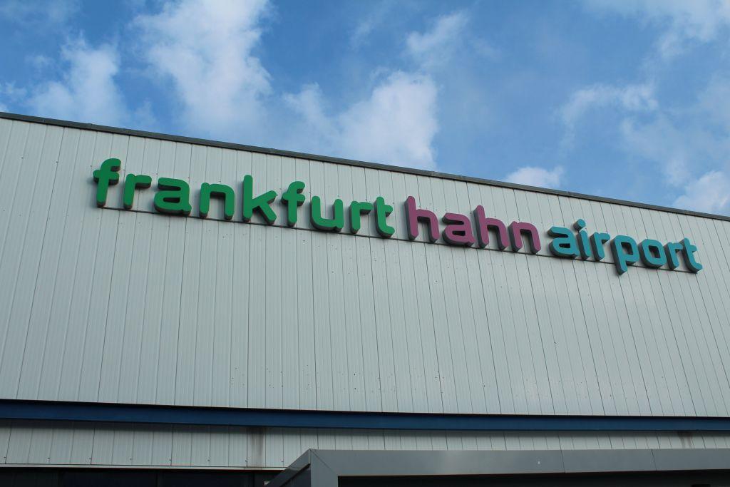 Frankfurt Hahn Airport Logo